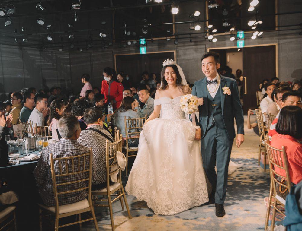 台中婚攝/天圓地方儷軒會館婚禮紀錄 -勝凱&亘伶