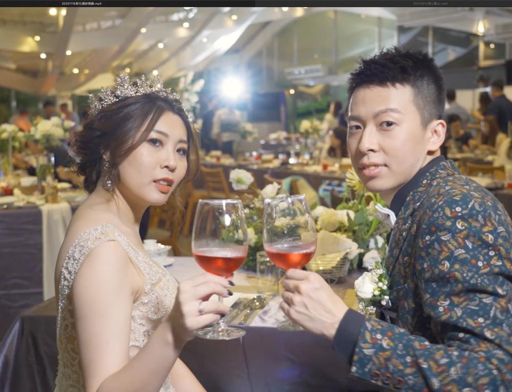 雲林婚錄 | 華山觀止證婚晚宴 | 婚禮錄影